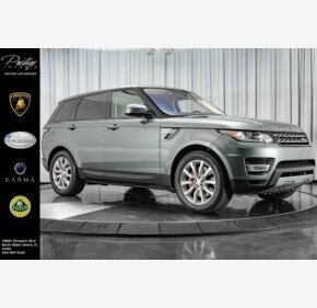 2017 Land Rover Range Rover Sport for sale 101191665