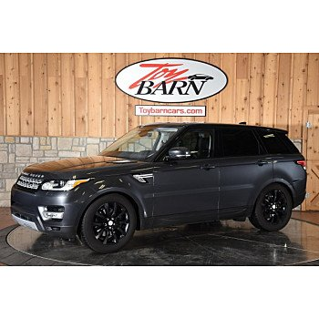 2017 Land Rover Range Rover Sport for sale 101248465
