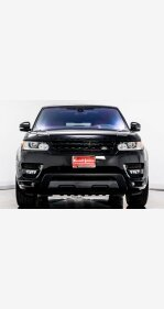 2017 Land Rover Range Rover Sport Autobiography for sale 101343013
