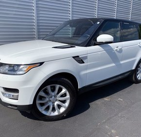 2017 Land Rover Range Rover Sport HSE for sale 101343896