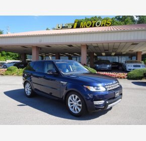 2017 Land Rover Range Rover Sport for sale 101349806