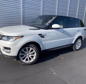 2017 Land Rover Range Rover Sport HSE for sale 101357598