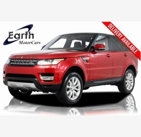 2017 Land Rover Range Rover Sport for sale 101367345
