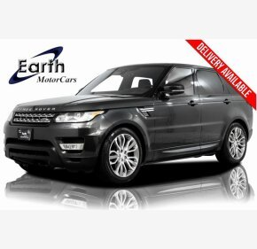 2017 Land Rover Range Rover Sport for sale 101374377