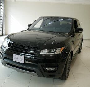 2017 Land Rover Range Rover Sport for sale 101374410
