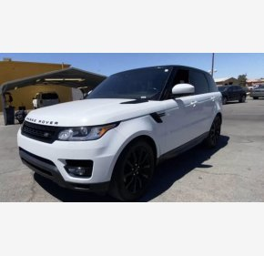 2017 Land Rover Range Rover Sport for sale 101378810