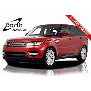 2017 Land Rover Range Rover Sport for sale 101385703