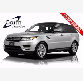2017 Land Rover Range Rover Sport HSE for sale 101422148