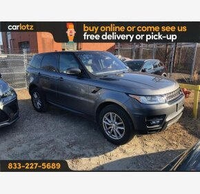 2017 Land Rover Range Rover Sport SE for sale 101433918