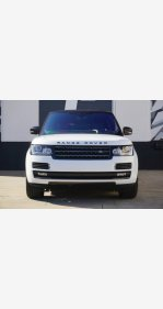 2017 Land Rover Range Rover for sale 101110172