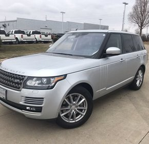 2017 Land Rover Range Rover for sale 101112272