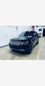 2017 Land Rover Range Rover for sale 101189319
