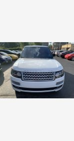2017 Land Rover Range Rover for sale 101217043