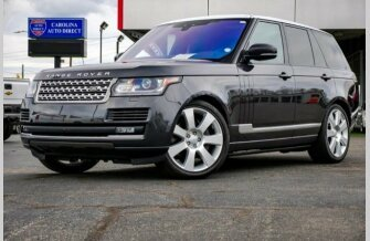 2017 Land Rover Range Rover Supercharged for sale 101294863