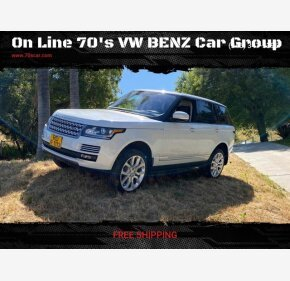 2017 Land Rover Range Rover for sale 101325829