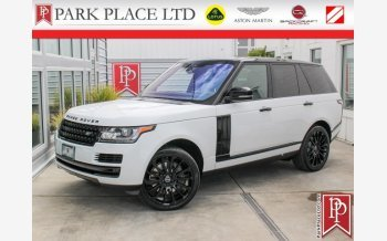 2017 Land Rover Range Rover HSE for sale 101331964
