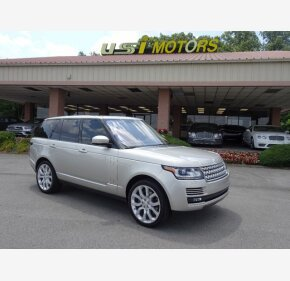 2017 Land Rover Range Rover for sale 101353667