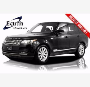 2017 Land Rover Range Rover for sale 101353746