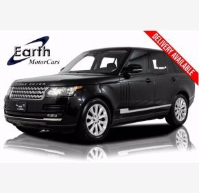 2017 Land Rover Range Rover for sale 101353752