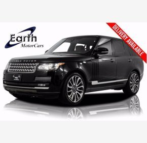 2017 Land Rover Range Rover for sale 101354718