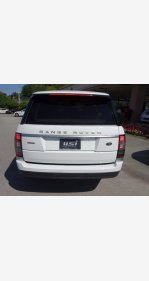 2017 Land Rover Range Rover for sale 101365481