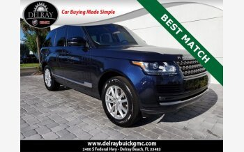 2017 Land Rover Range Rover for sale 101366772