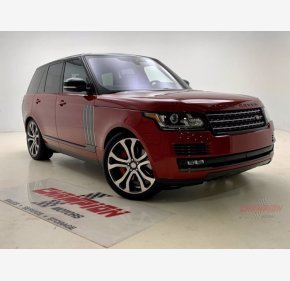 2017 Land Rover Range Rover for sale 101369629