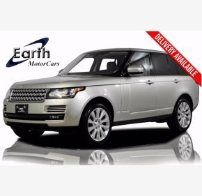 2017 Land Rover Range Rover for sale 101373719
