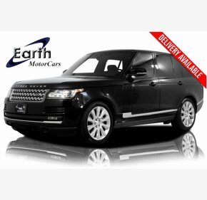 2017 Land Rover Range Rover for sale 101374372