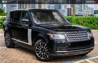 2017 Land Rover Range Rover for sale 101395287