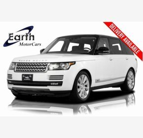2017 Land Rover Range Rover for sale 101399987