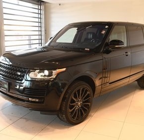 2017 Land Rover Range Rover Autobiography for sale 101427664
