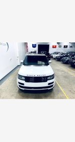 2017 Land Rover Range Rover for sale 101452380