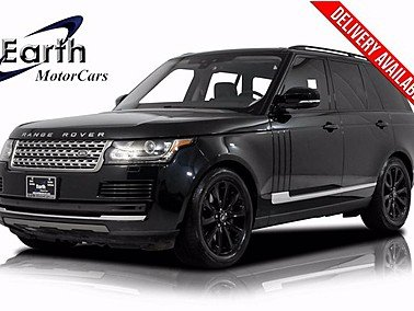 2017 Land Rover Range Rover HSE for sale 101461176
