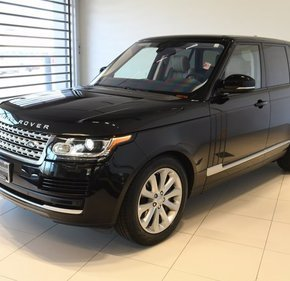 2017 Land Rover Range Rover HSE for sale 101478677