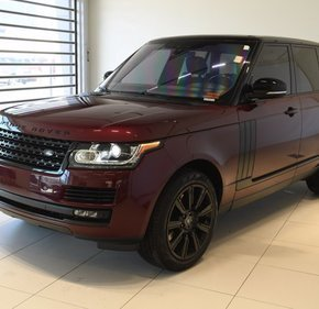 2017 Land Rover Range Rover for sale 101481849