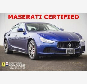 2017 Maserati Ghibli S w/ Sport Package for sale 101033305