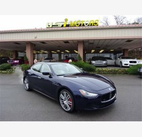 2017 Maserati Ghibli for sale 101250982