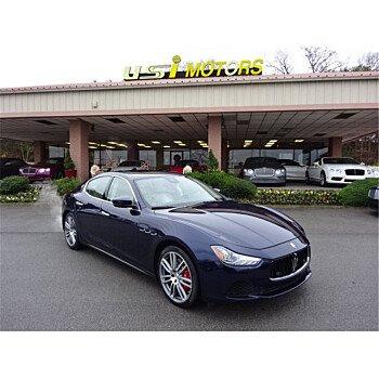 2017 Maserati Ghibli for sale 101250982