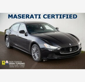 2017 Maserati Ghibli S for sale 101259517
