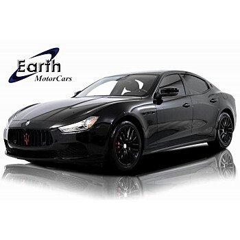 2017 Maserati Ghibli S Q4 for sale 101268544