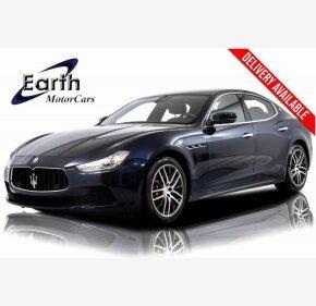 2017 Maserati Ghibli S for sale 101287642