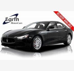 2017 Maserati Ghibli S Q4 for sale 101327037