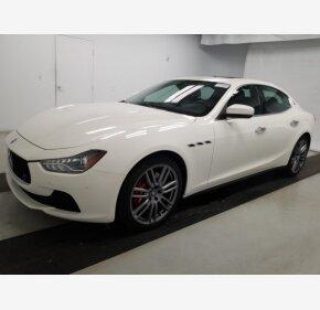 2017 Maserati Ghibli S for sale 101332292