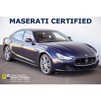 2017 Maserati Ghibli S Q4 for sale 101334746