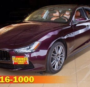 2017 Maserati Ghibli for sale 101334772