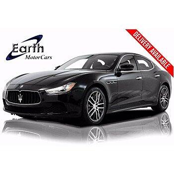 2017 Maserati Ghibli for sale 101336067
