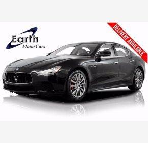 2017 Maserati Ghibli for sale 101342737