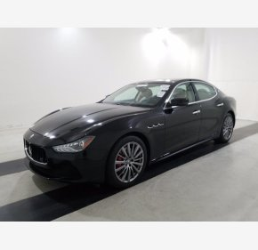 2017 Maserati Ghibli for sale 101342737