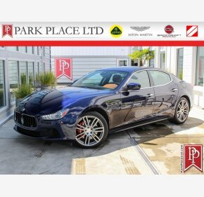 2017 Maserati Ghibli S Q4 for sale 101347478